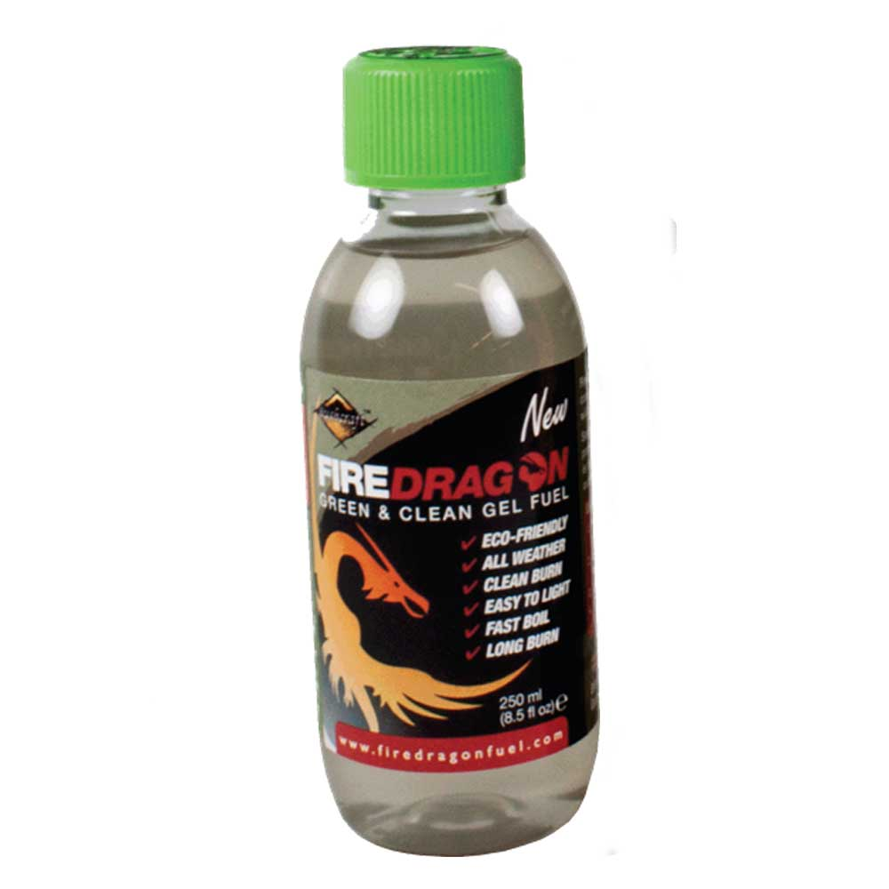 Gel éthanol Fire Dragon (250 ml)