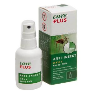 Spray Anti-Insectes Care Plus (60ml)