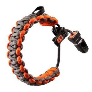 Style classique nouveau style de vie plus gros rabais Bracelet de survie Paracord Bear Grylls