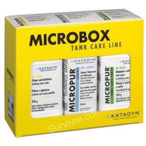 Pack de purification Microbox