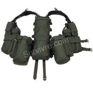 Gilet Tactical kaki