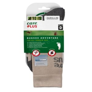 Chaussettes Anti-insectes Bugsox Adventure